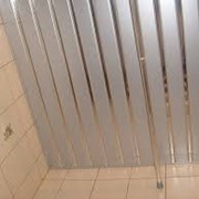 Алюминевые металлические потолки фото