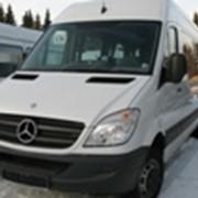 Микроавтобус Mercedes Sprinter Busse фото