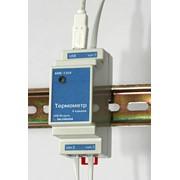 4-канальный компьютерный измеритель температуры АМЕ-1204 фото