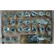 Патрон цанговый 7:24 ISO 40 М16х2мм (с набором цанг ER40 из 23шт.ф4мм-ф26мм) фото