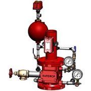 Клапан спринклерный модели AVB Ду 80-200 фото