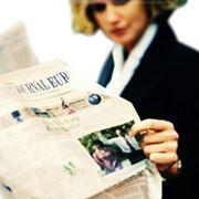 Реклама в газетах журналах фото