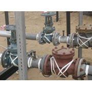 Монтаж кабельных систем обогрева труб и трубопроводов фото