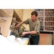 Замена и ремонт фурнитуры сумок фото