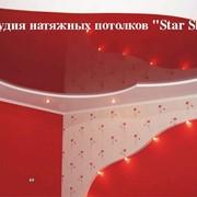 Монтаж натяжных потолков в Реже фото