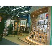 Выставочные стенды фото