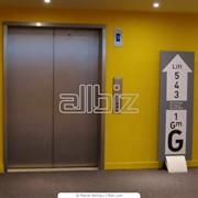 Лифты грузоподъёмные фото