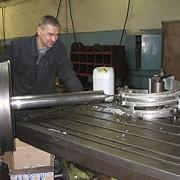 Демонтаж подводных металлоконструкций. фото