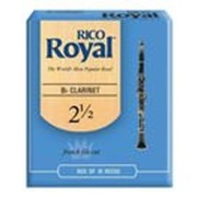 Трость Rico Royal clarinet reeds Bb-Clarinet