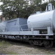 Комплекс передвижной для обработки маслонаполненной аппаратуры КПМА35-110 фото