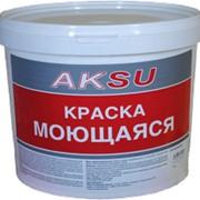 Краска моющаяся ВД-АК - AKSU фото