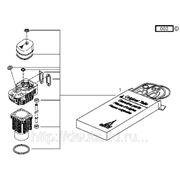Набор прокладок для головки цилиндра двигателя F6L 912W фото