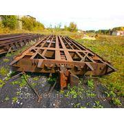 Продам ЖД платформа фото