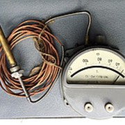 Термометр манометрический ТКП-160Сг-М2 (4м) фото