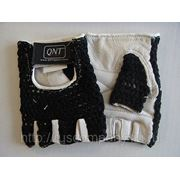 GLOVES KNITTED BLACK L фото