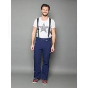 Горнолыжные брюки С-8011 фото