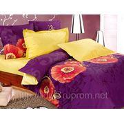 """Комплект постельного белья """"Фиолетовый"""" фото"""