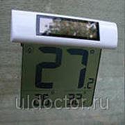 "Термометр оконный уличный электронный ""ВИЗИО"" фото"