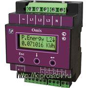 Анализатор качества электроэнергии Omix D4-MA-3R фото