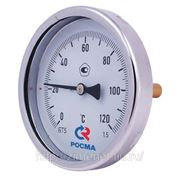 "Термометр БТ-31.211 (G 1/2"", 0-120C*шток осев.) фото"
