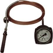Термометр манометрический конденсационный показывающий ТКП-60С, ТПП-60с фото