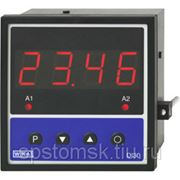Цифровой индикатор DI30 для установки в панель. Размеры 96 x 96 x 71 мм (AC 80.05)