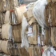 Вывоз и утилизация гофрокартона, пленки стрейч, макулатуры, алюминиевых банок, полиэтиленовых бутылок, пластиковых ящиков и канистр, цветного ПВД, тюкованного картона и тюкованной пленки, уничтожение архива фото