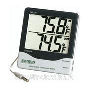 Extech 401014 - Комнатный/наружный термометр с большим дисплеем фото