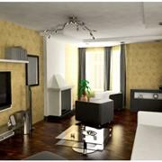 Услуги по дизайну гостиной фото