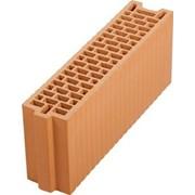 Керамический блок Porotherm 12 фото