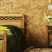 Декоративная перламутровая лазурь Тайка, блестки декоративные фото