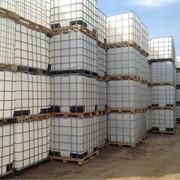 Ёмкость кубическая 1000 литров. фото