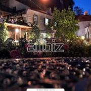 Декоративное освещение сада, заказать, цена, Киев, Украина фото