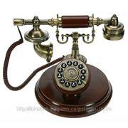 Телефон-ретро d=20см, 20см (уп.1/8шт.) фото