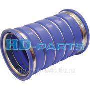 Патрубок интеркулера VOLVO 21312236 ; 20561450 ; 20589122 ; (HD 102304) фото