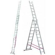 Лестница универсальная 3-х секционная (7 ступеней)