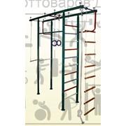 Детский спортивный комплекс ДСК Вертикаль-4М металл,ПВХ фото