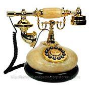 Телефон-ретро d=18см, 23см (уп.1/4шт.) фото