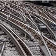 Железнодорожные рельсы фото