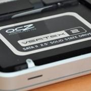 Замена, upgrade жесткого диска на MacBook фото