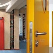Противопожарная дверь DoorHan одностворчатая 1300х2050 мм фото