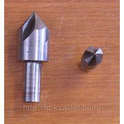 Зенковки с цилиндрическим хвостовиком ГОСТ 14953-80 фото
