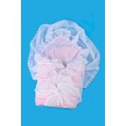 Одеяло на выписку нарядное. комплект. арт. 1213 фото