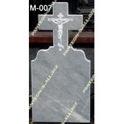 Памятник мраморный М-007 фото