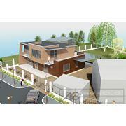 Проектирование жилых комплексов фото