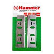 Ножи для рубанка Hammer Pb 110x29x3,0 фото
