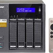Сетевой накопитель QNAP TS-453A-4G фото