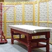 Аюрведический стол (Дрони) фото