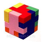 Ластик головоломка куб ss5244 в блистере (815755) фото