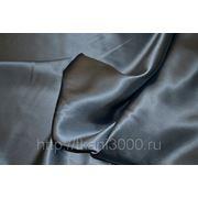 Подкладка серо - голубая фото
